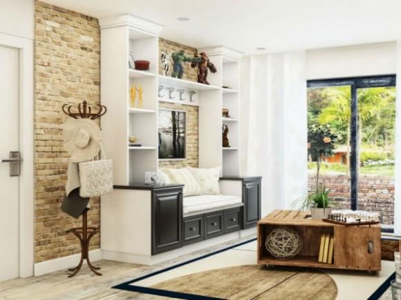Kako najbolje urediti mali stan?