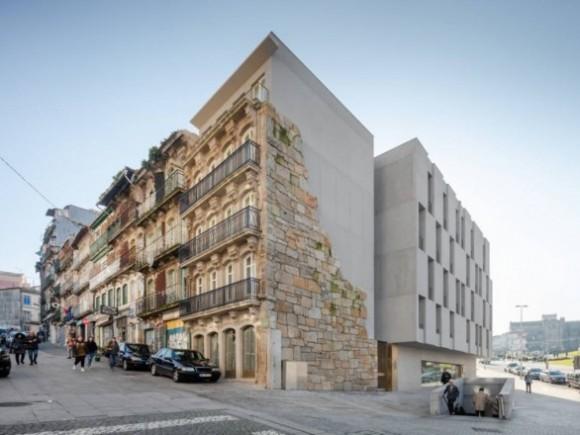 Rezidencija Sao Bento, Porto