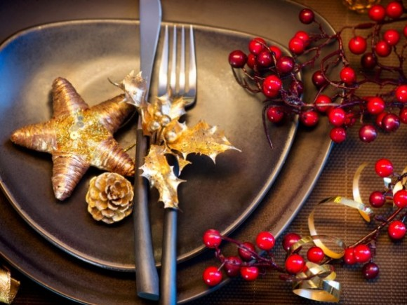 Praznična dekoracija – kako dekorisati sto