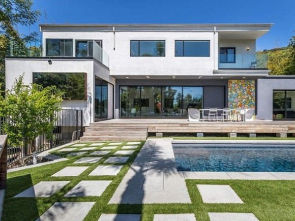 Vila u Los Anđelesu, Rihard Nojtra